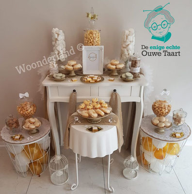 Babyshower sweet table