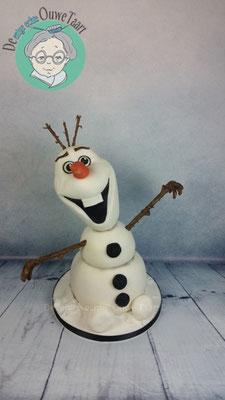 3d Olaf #frozen #3dolaf #olaf