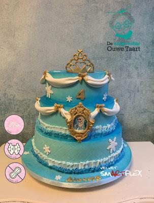 Prinses taart, Elsa taart
