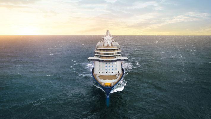 Mein Schiff 5 von TUI Cruises