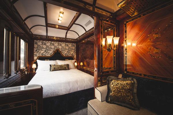 Deine Reise mit dem Orient Express, Luxus Zugreisen in Deinem Reisebüro in Berlin & Brandenburg - Die Reiserei
