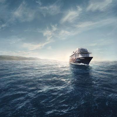 MeinSchiff 2, von TUI Cruises