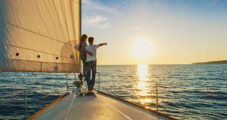 Segelschiffe, Yachten & Hausboote - Erlebe Deinen Urlaub auf dem Schiff mal anders! In Deiner Reiserei, Reisebüro in Berlin Brandenburg