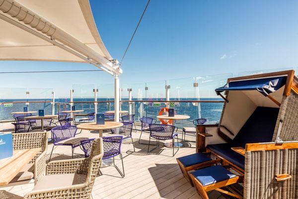 Außenalster auf der Mein Schiff 6 von TUI Cruises