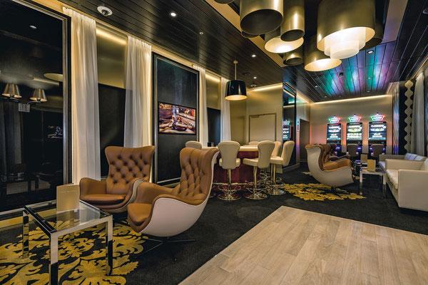 Casino auf der Mein Schiff 5 von TUI Cruises
