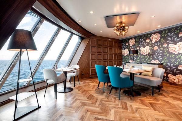 Esszimmer Restaurant auf der MeinSchiff 1, von TUI Cruises