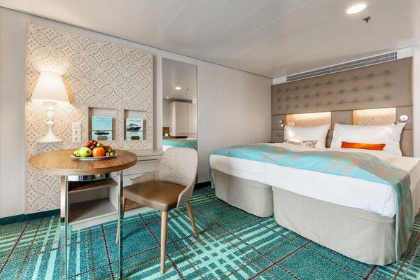 Deine Kabine, Deine Suite auf der Mein Schiff 5 von TUI Cruises