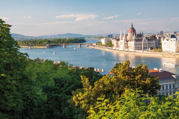 Flusskreuzfahrt auf der Donau, Donaukreuzfahrt in Deiner Reiserei, Reisebüro in Berlin Brandenburg