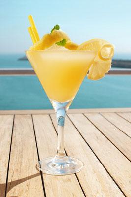 Cocktail auf der MeinSchiff 1, von TUI Cruises