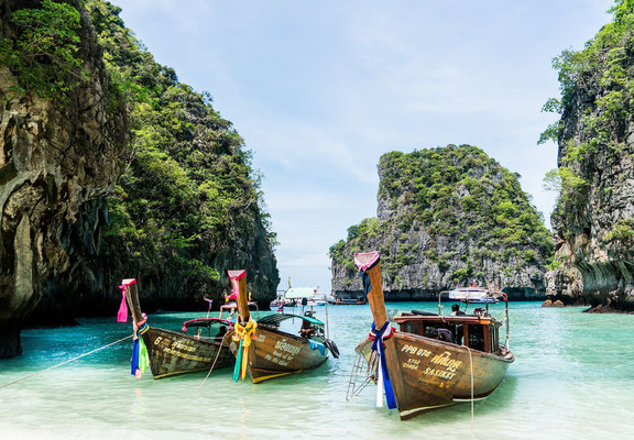 Thailands traumhafte Einstiegsinsel - Phuket