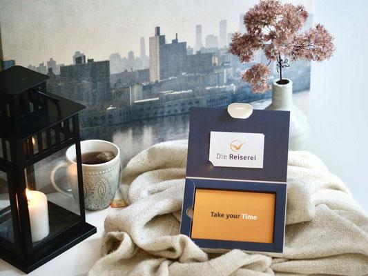 Reisegutscheine zum Verschenken in unserem Reisebüro
