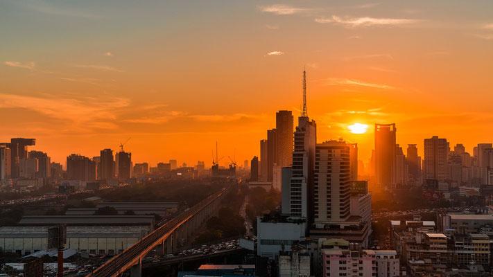 Thailands chaotische Metropole - Bangkok