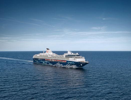 MeinSchiff Herz, von TUI Cruises