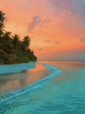Traumurlaub Malediven