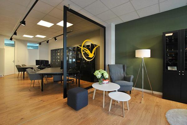 Reisebüro der Reiserei im neuen Design