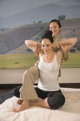 Wellness, Spa, Thai-Massage auf der Mein Schiff 5 von TUI Cruises