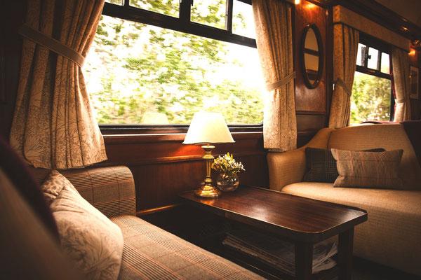 Belmond Royal Scotsman, Luxus Zugreisen Irland in Deinem Reisebüro in Berlin Brandenburg, Die REISEREI