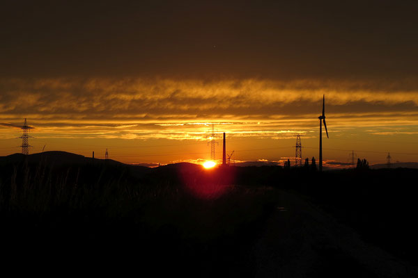 2015_06_23 Sonnenuntergang