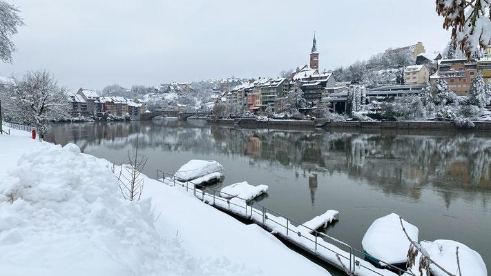 Laufenburg, 16.01.2021. (Foto CC)