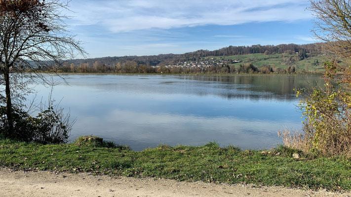 Der Rhein bei Full. (Foto PC)
