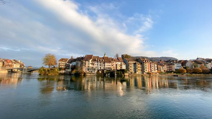 Der Rhein bei Laufenburg. (Foto CC)