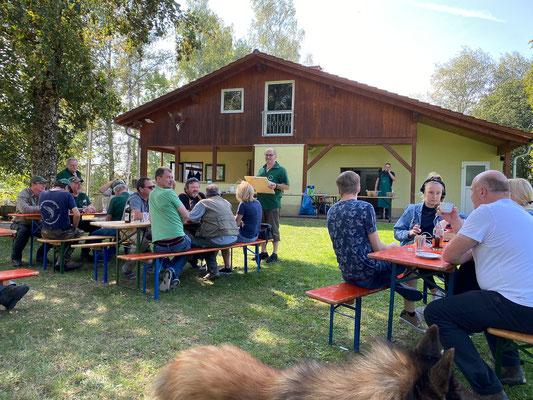 Freundschaftsangeln Donaueschingen. (Foto CC)