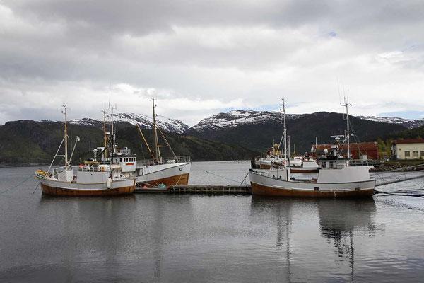 Port de Rognan (Norvège) 1