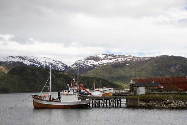 Port de Rognan (Norvège) 3
