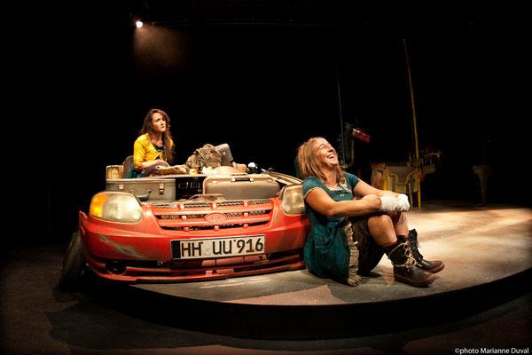 Petites Bûches - Théâtre de la Vieille 17 - Photo Théâtre Marianne Duval - 2015