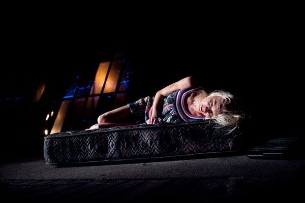 Geneviève Couture - Déluge- Théâtre du Trillium - Nouvelle Scène - Photo Marianne Duval