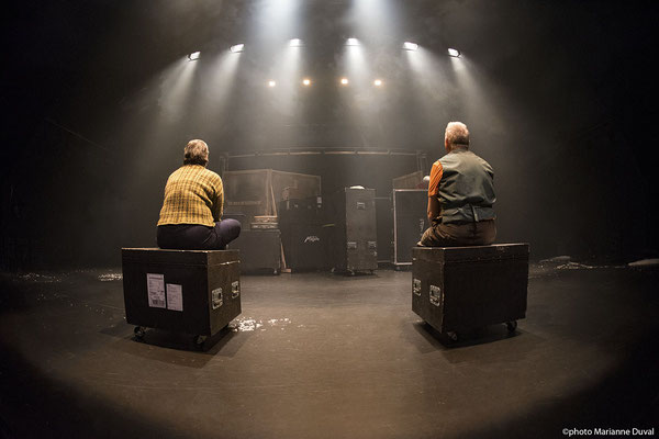 Et voilà un beau dimanche de passé - Théâtre de la Vieille 17 - Photo Théâtre Marianne Duval - 2016