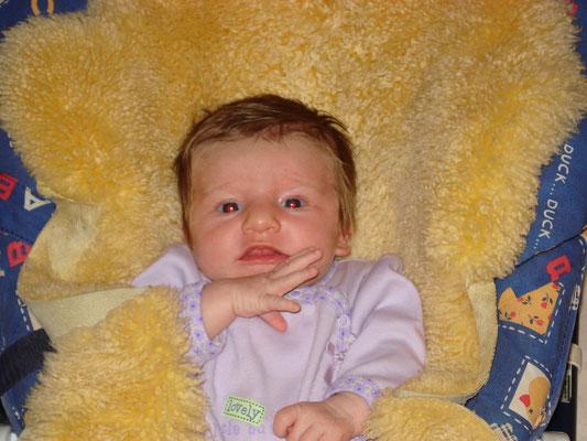 Unsere Livia, Töchterli von Doris