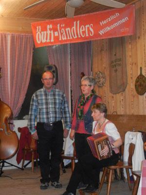 Jris mit Liliane und Walter