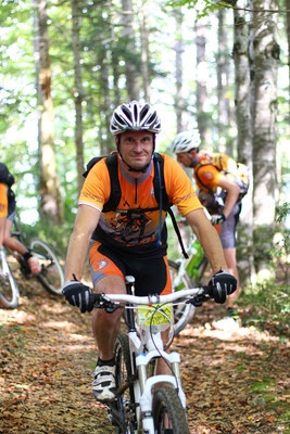 Ronde VTT des 3 Quilles - ©Photo : Sylvain Dossin - Pyrénées Audoises Tourisme