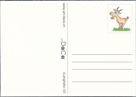 Postkarte Sommerkafi Sool
