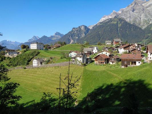 Dorf Sool Glarus Süd