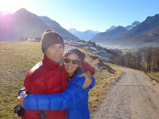 Daniel und Carmen Sool Glarus