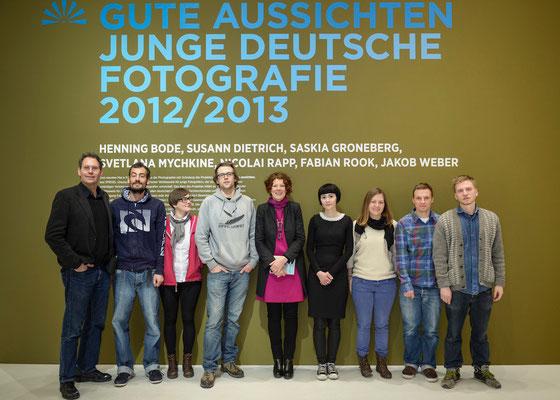 Pressekonferenz Deichtorhallen, Haus der Photographie, Hamburg