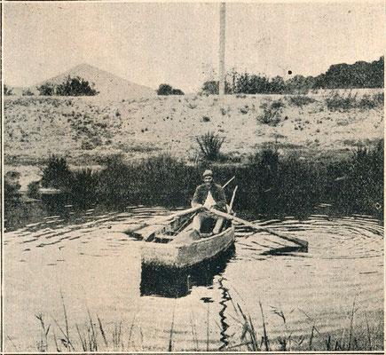 Pastera dins el Gran Canal