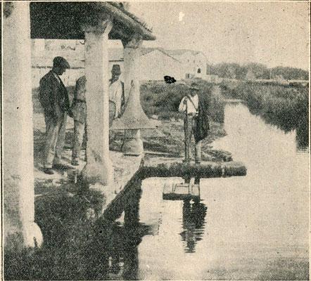 Caseta dels pescadors a sa Roca