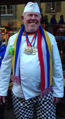 Hans-Peter, der Brotteig-Kneter - 2020