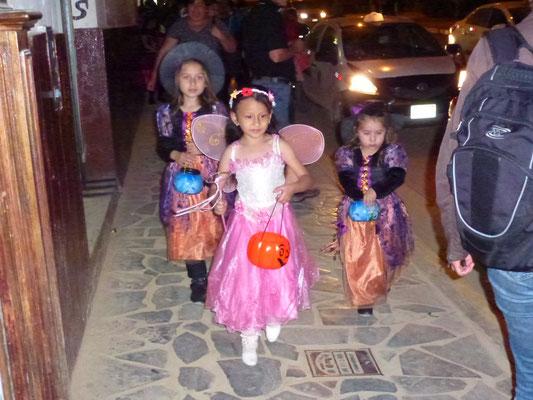 Hallowen partout dans le monde (Pérou)