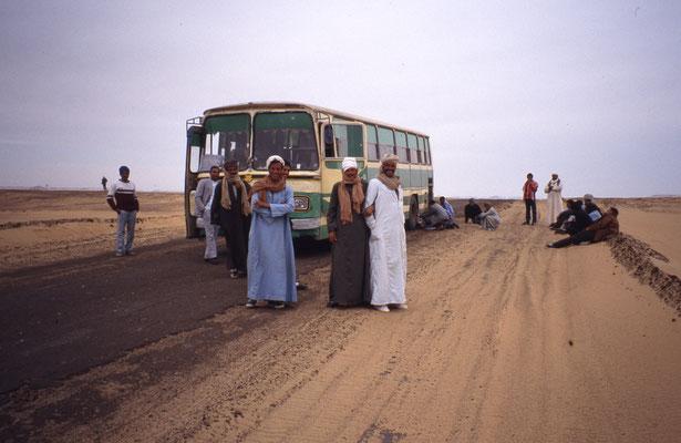 Un problème de frein sur mon bus