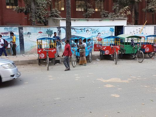 Véhicule de transport scolaire