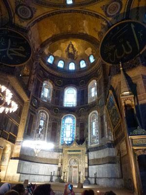 Sainte Sophie (Istanbul)