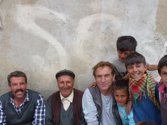 Dans une famille Kurde