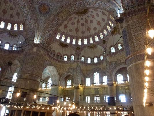 Mosquée bleu (Istanbul)