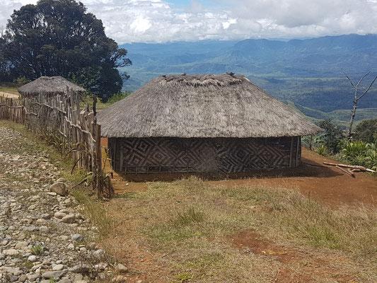 Type de maison dans la région montagneuse