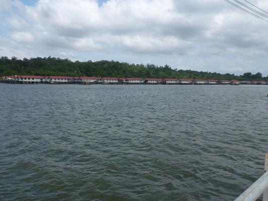 Vue de l'autre rive