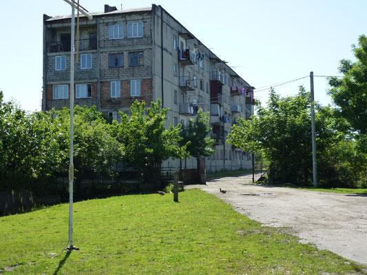 Constructions datant de l'ère soviétique